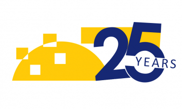 Logo - European Agency for Special Needs and Inclusive Education 25th anniversary