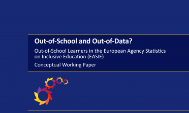 Cover of the Out-of-School and Out-of-Data? Conceptual Working Paper
