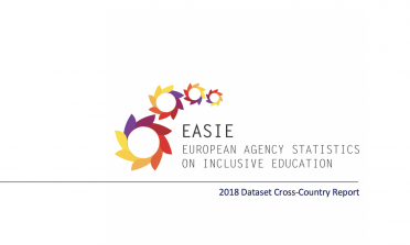Cover of the EASIE 2018 Dataset Cross-Country Report