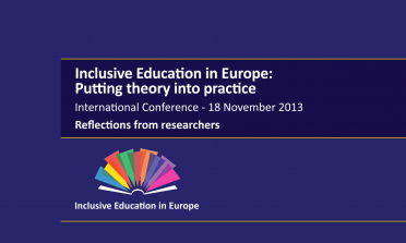 cover for the International Conference: Reflections from researchers report