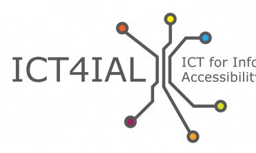 ICT4IAL project logo