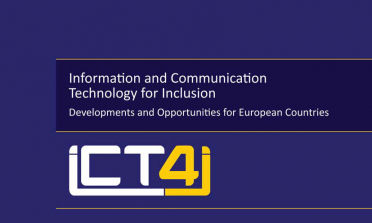 cover for the ICT for Inclusion – Developments and Opportunities for European Countries report
