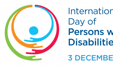 Logo: International Day of Persons with Disabilities