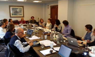 The FPIES partners preparing for the upcoming Country Study Visits
