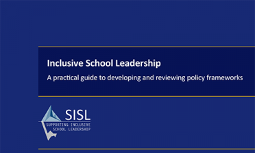 Cover of the SISL policy framework