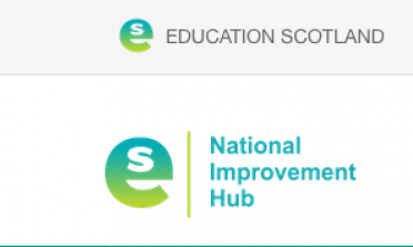 National Improvement Hub logo