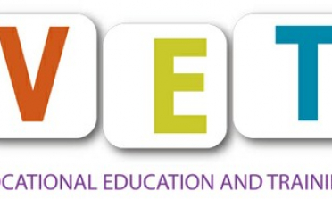 Vocational Education and Training project logo