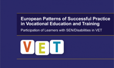 cover of the European Patterns of Successful Practice in Vocational Education and Training report