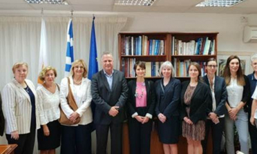 workshop and consultation meeting participants in Cyprus