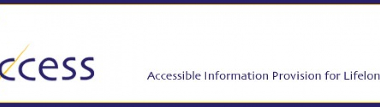 i-access project logo