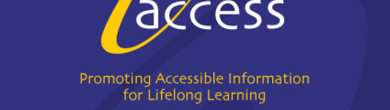 cover for the Promoting Accessible Information for Lifelong Learning report