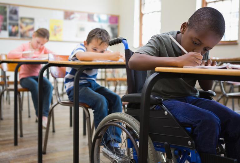 special needs education school