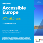 Accessible Europe flyer