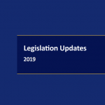 Legislation Updates 2019 cover