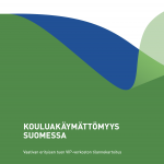 Cover of the Finnish publication on absenteeism