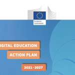 Cover of the Digital Education Action Plan