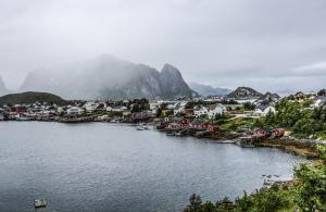 image of scenery in Norway
