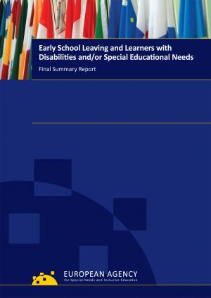 cover of the Early School Leaving and Learners with Disabilities and/or Special Educational Needs: Final Summary Report