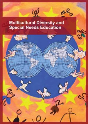 cover of the Multicultural Diversity and Special Needs Education report