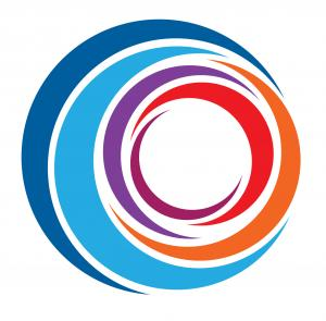 colourful round project logo