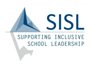 logo for the Supporting Inclusive School Leaders (SISL) project