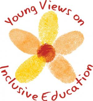 Young Views on Inclusive Education event logo